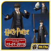 (RESERVA 10% DO VALOR) S.H Figuarts Harry Potter Harry Potter e a Pedra Filosofal