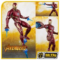 S.H Figuarts Iron Man Mark 50 Avengers Infinity War