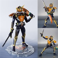 S.H Figuarts Kamen Rider Gaim Orange arms Kicks ver