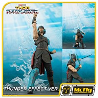 S.H Figuarts Thor Ragnarok e Thunder Effect Version