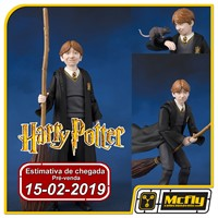 (RESERVA 10% DO VALOR) S.H Figuarts Ron Weasley Harry Potter e a Pedra Filosofal