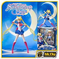S H Figuarts Sailor Moon Crystal Season III