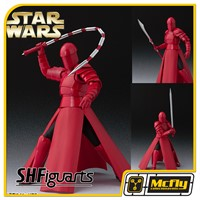 S.H Figuarts Star Wars Elite Guard Whips-taff  The Last Jedi