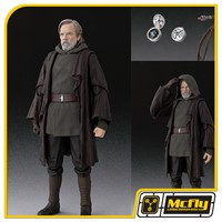 S.H Figuarts Star Wars Luke Skiwalker The Last Jedi Exclusivo Tamashii