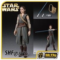 S H Figuarts Star Wars Rey The Last Jedi