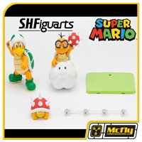 S.H Figuarts Set E Super Mario Bross