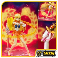 S.H Figuarts Super Sailor Venus 25th Bandai