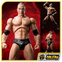 S.H Figuarts Superstar WWE The Rock Bandai