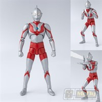 S.H Figuarts Ultraman Bandai Action Figure