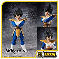 S.H Figuarts Vegeta scouter 2.0 Dragon Ball Z