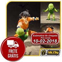 (RESERVA 10% DO VALOR) S.H Figuarts Yamcha Dragon Ball Z 10/02/2018