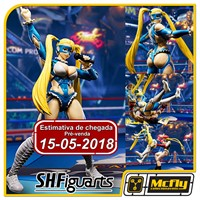 (RESERVA 10% DO VALOR)S.H Rainbow Mika Street Fighter