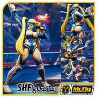 S.H Figuarts Rainbow Mika Street Fighter