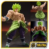 S.H Super Broly Full Power Dragon Ball
