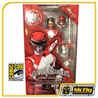 SDCC 2018 Exclusive Tamashii Nations Figuarts Red Power Ranger