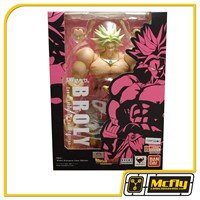 SDCC 2018 Exclusive SH Figuarts Broly Exlusive Edition Dragon Ball