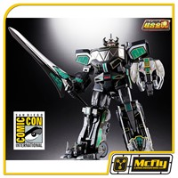 SDCC 2018 Power Rangers Soul of Chogokin Black MEGAZORD GX 72B