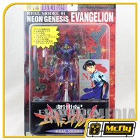 SEGA Evangelion Real Model 01 Eva 01