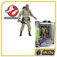 SELECT GHOSTBUSTERS SERIES 1 -  WINSTON ZEDDEMORE