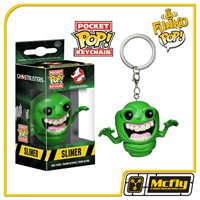 FUNKO POP Keychain: Ghostbusters - Slimer/Geleia - Chaveiro