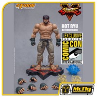 STREET FIGHTER RYU SDCC 2017 STORM COLLECTIBLES