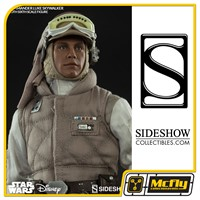 Sideshow Commander Luke Skywalker Hoth Star Wars