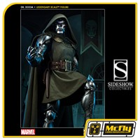 Sideshow Doctor Doom Legendary Scale Limited edition