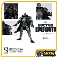 Sideshow Doctor Doom Stelth Edition 1/6 Marvel