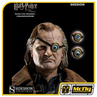 Sideshow Harry Potter Alastor Mad Eye Moody Star Ace toys