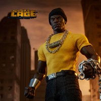 Sideshow Luke Cage Marvel 1/6  Action Figure