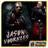 Sideshow Sixth scale Jason Voorhees friday The 13 th Sexta Feira 13