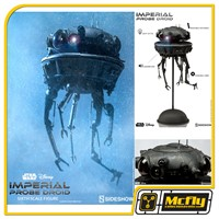 Sideshow Star Wars Imperial Probe Droid Sixth Scale