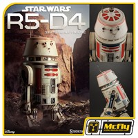 Sideshow Star Wars R5-D4 Sixth Scale R5 D4