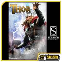 Sideshow Thor Moden Age Premium Format
