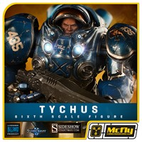 Sideshow Tychus Star Craft II Sixth Scale 1/6