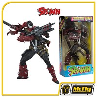 Spawn Commando Spawn 34 Color Tops Mcfarlane Toys