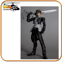 Squall Leonhart Dissidia Final Fantasy Play Arts