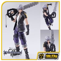 Square Enix Bring Arts Kingdom Hearts III Riku