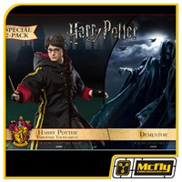 Star Ace Harry Potter Triwizard with Dementor Twin Pack 1/8