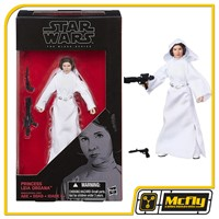 Star Wars Black Series Princes Leia Organa(FALHA NA TINTA DO CABELO)