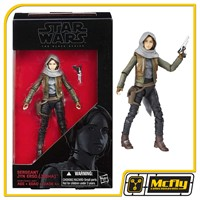 Star Wars The Black Series Sergeant jyn Erso Jedha Hasbro