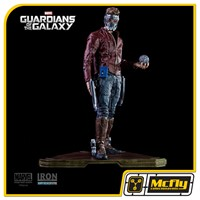 Iron Studios Star Lord Guardiões das Galaxias Starlord 1/10 Guardians