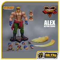Storm Collectibles Alex Street Fighter V