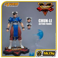 Storm Collectibles Chun Li Street Fighter V