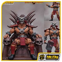 Storm Collectibles Shao Kahn Mortal Konbat