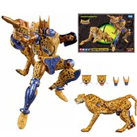 TAKARA TOMY BEAST WARS CHEETUS CYBERTRON TRANSFORMERS MP-34