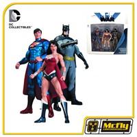 DC Comics Trinity War The New 52 Superman, Wonder Woman, Batman