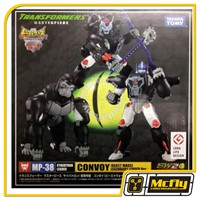 Takara Tomy Transformers Masterpiece MP-38 Beast Wars Convoy