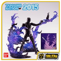 Tamashii Nation 2015 Effect Burning Flame Dark Ver