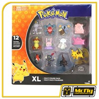 Tomy Pokemon XL Figure Multi Pack 12